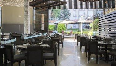 Restaurante Hotel Krystal Satélite María Bárbara Tlalnepantla de Baz