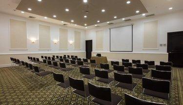 Sala de conferências Hotel Krystal Satélite María Bárbara Tlalnepantla de Baz